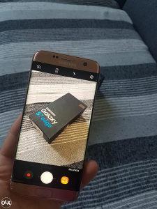 Samsung S7 edge gold 280km