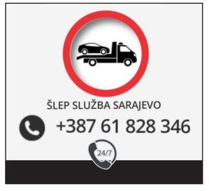 Šlep Služba Sarajevo