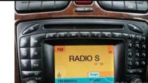 Radio navigacija mercedes c klasa w 203