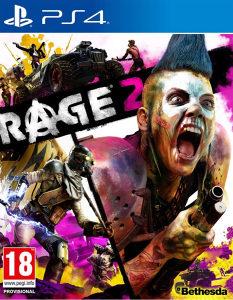 RAGE 2 PS4. DIGITALNA IGRA. NA STANJU