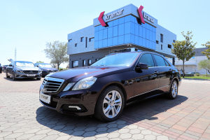 Mercedes E 220 CDI Tipt. Avantgarde Exclusive