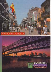 STARE RAZGLEDNICE-New Orleans