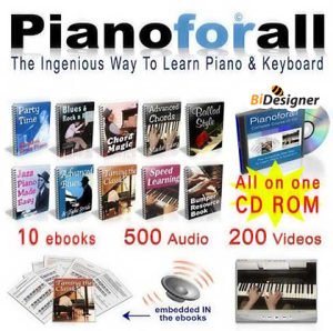 Piano For All - DVD