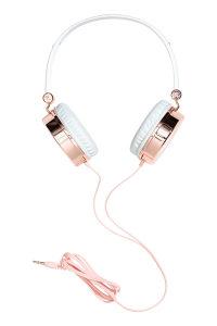 Slušalice H&M - Vrhunski kvalitet zvuka - ROSE GOLD