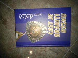 Knjiga CAST JE BRANITI BOSNU/ knjiga treca/R.DELIC