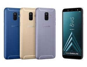 Samsung Galaxy A6 2018 novo