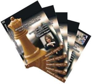 Susan Polgar - Winning Chess the Easy Way -DVD