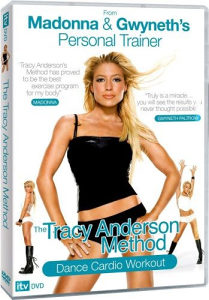 Tracy Anderson - Dance Cardio Workout DVD