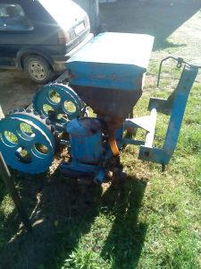 Sijačica Olt mehanicka novi tip kukuruz