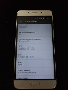 Tesla Smarth Phone 9.1