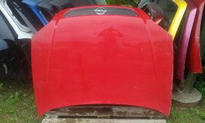 Prednja hauba Opel Astra G 02