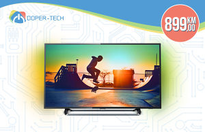 SMART LED TV Philips 50PUS6262 50'' 4K UHD Ambilight