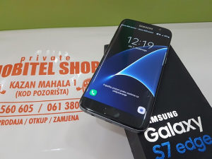 Samsung Galaxy S7 EDGE -Extra stanje - GARANCIJA