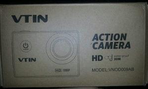 Action camera hd 1080p vtin water-proof 30 M