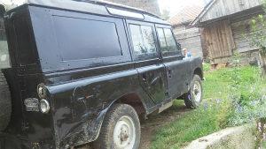 Land Rover Aluminijska karoserija