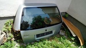 Gepek golf 4 karavan