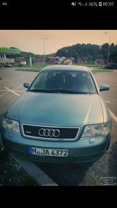 Audi A6 2.5 dijelovi