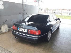 Audi A8 s-line look