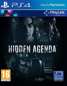 HIDDEN AGENDA PS4. DIGITALNA IGRA