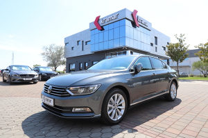 Vw Passat 2.0 CR TDI 4Motion DSG-Tipt. HIGHLINE SPORT