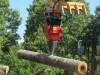 Hidraulični cjepač drva
