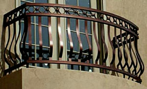Ograde , kapije, tende, nadstrešnice