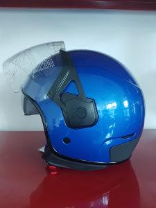 Kaciga Vespa Blue
