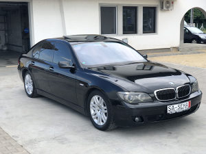 BMW 730D FACELIFT