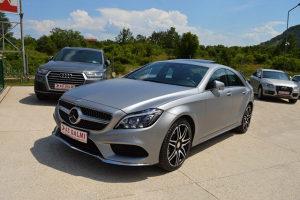 Mercedes CLS 350 D 4Matic 9G-Tronic AMG EINZELSTÜCK *