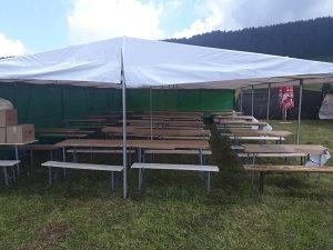 Šator za svadbe, rođendane i ostale manifestacije