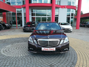 Mercedes-Benz E 350 CDI 4MATIC AIRMATIC AMG