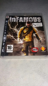 InFamous PS3 Orginal Playstation 3 igra