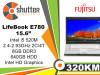 Fujitsu LifeBook E780 15.6 i5