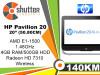 HP Pavilion 20 - AIO Desktop - 20 (50.80CM)
