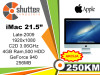 IMac 21.5-inch C2D 3.06GHz (1920x1080) fin-2009