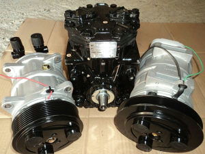 TM 21 kompresor  i UNICLA 210
