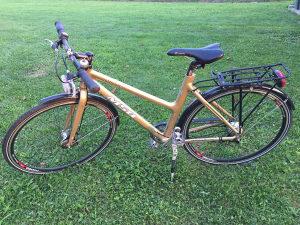 Bicikl MSQ Milano