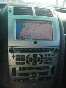 Cd softver za peugeot/fiat/citroen navigaciju