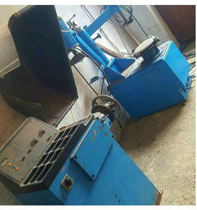 Vulkanizerske masine i kompresor