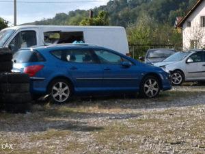 Peugeot 407 SW Benzin Djelovi