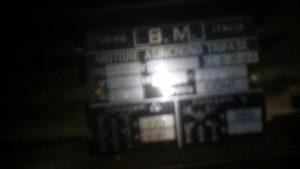 Pr.kompresor 3 kw 300 l