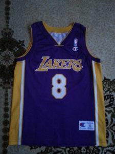 Dres LA Lakers Bryant