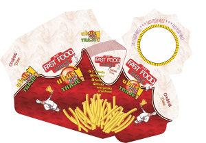 Kutije za kebab i pomfrit