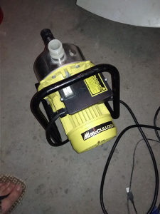 Pumpa za vodu Mc culloch