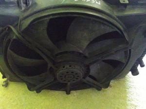 mercedes c 220 ventilator
