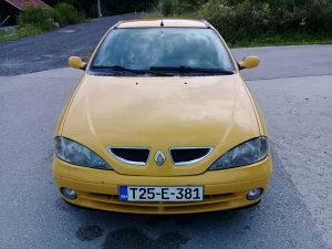 Renault megan coupe,dizel,extra