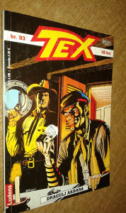 Tex 93. Dragulj Akbara