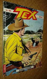 Tex 94. Rijeka straha