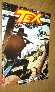 Tex 98. Golden Pass