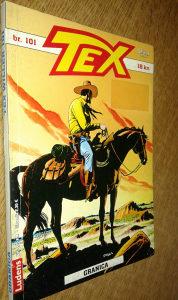 Tex 101. Granica